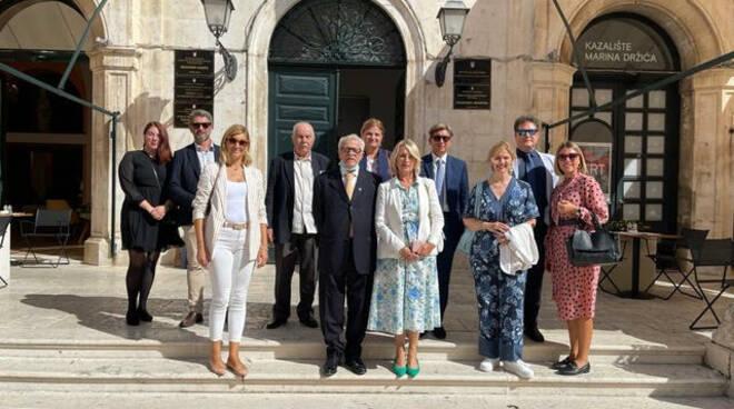 Sorrento e Dubrovnik verso un gemellaggio, nel segno della musica e della cultura