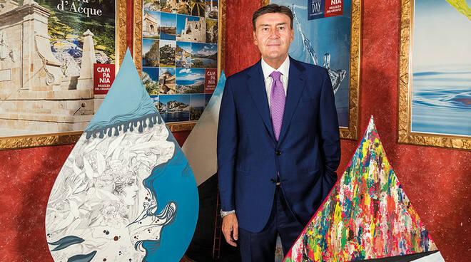 "Sorrento. GreenEnergy Holding sostiene ""Gocce d'Acqua"""