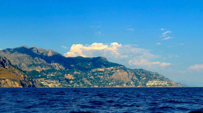 Sul mare di Positano Francesco Fusco