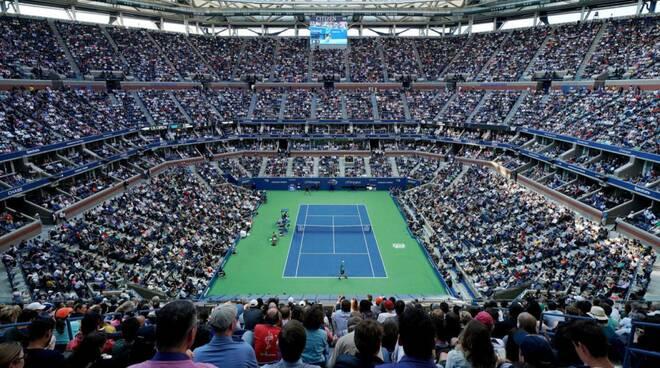 Tennis Open Usa