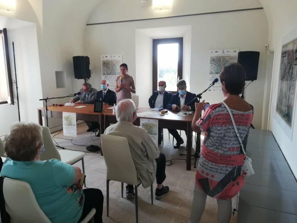 Una delegazione di Cetara alla Fiera di Santa Croce a Codigoro con un omaggio al compianto Gennaro Forcellino