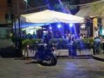 Vespa Piazza Cota a Piano di Sorrento