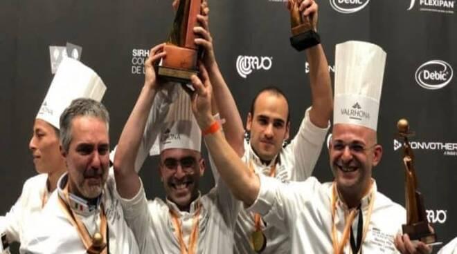 Viene dalla Campania il pasticciere campione del mondo: ecco chi è