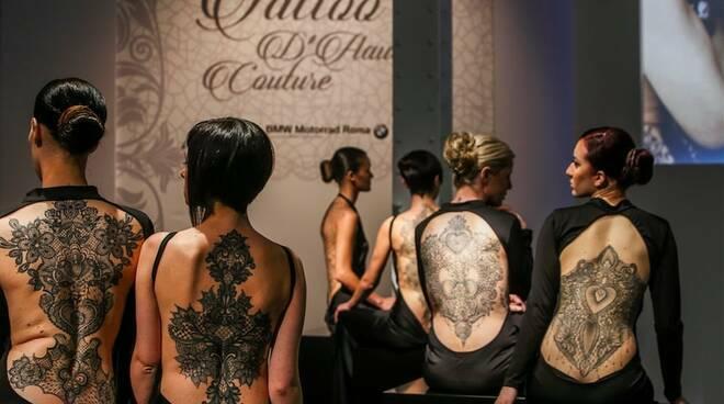 1 - Tattoo con interventi di Marco Manzo