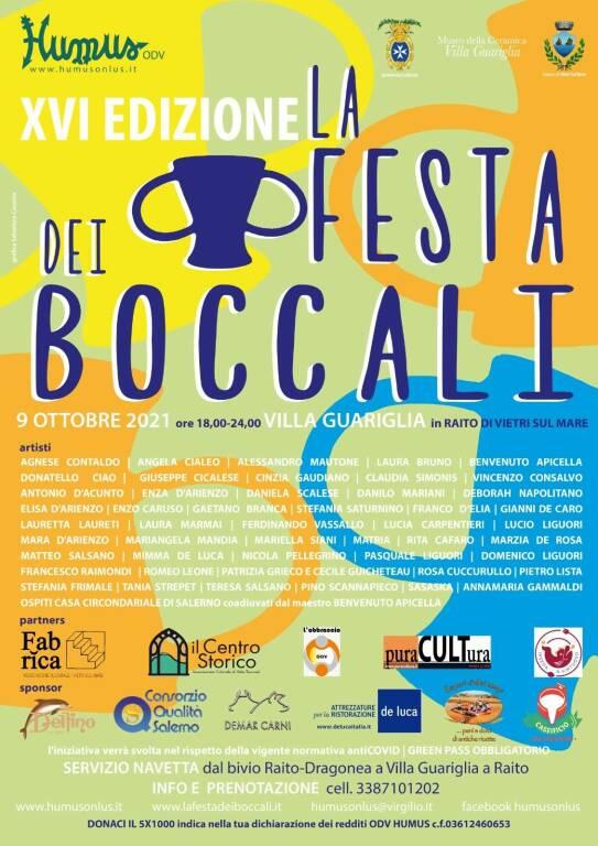 """A Vietri sul Mare la XVI edizione """"La Festa dei Boccali"""""""