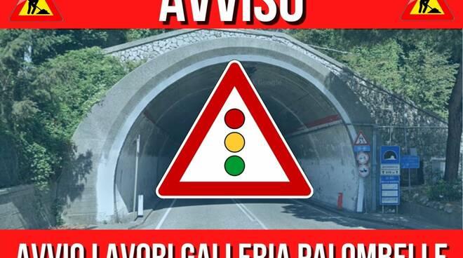 Agerola: lunedì il via ai lavori di messa in sicurezza della Galleria Palombelle