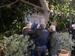 Camerota, l'associazione Tuttinsieme svela la nuova lapide in memoria dei pescatori scomparsi