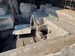 Campania, importanti scoperte archeologiche al sito della Villa Augustea