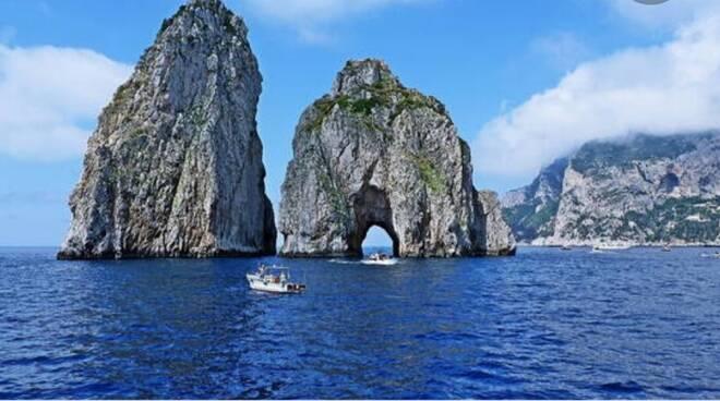 Capri. Datterari a processo, Punta Campanella chiederà i danni