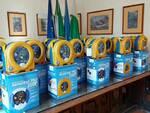 Capri, sull'isola azzurra 15 defibrillatori di nuova generazione