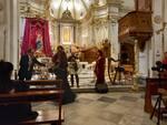 Ieri sera all'interno della Chiesa Madre celebrato Dante