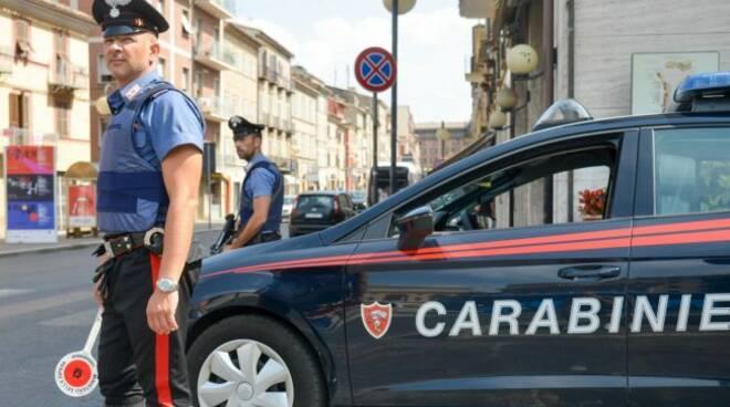 """Operazione """"Alto impatto"""" nel rione Traiano a Napoli:"""