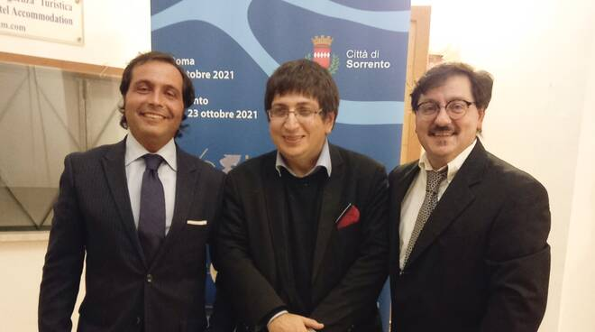 Premio Penisola Sorrentina intervista al Maestro Ramin Bahrami