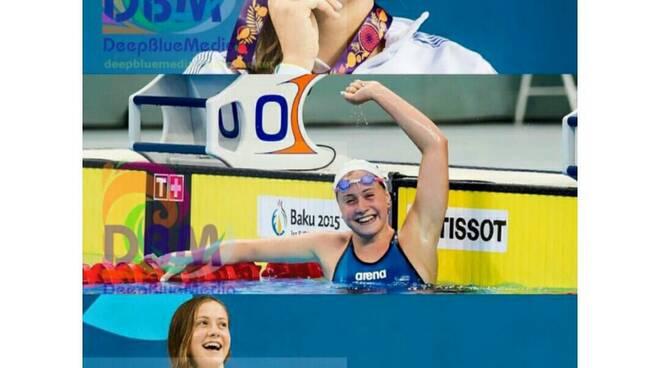 A tu per tu con la campionessa di nuoto Sveva Schiazzano