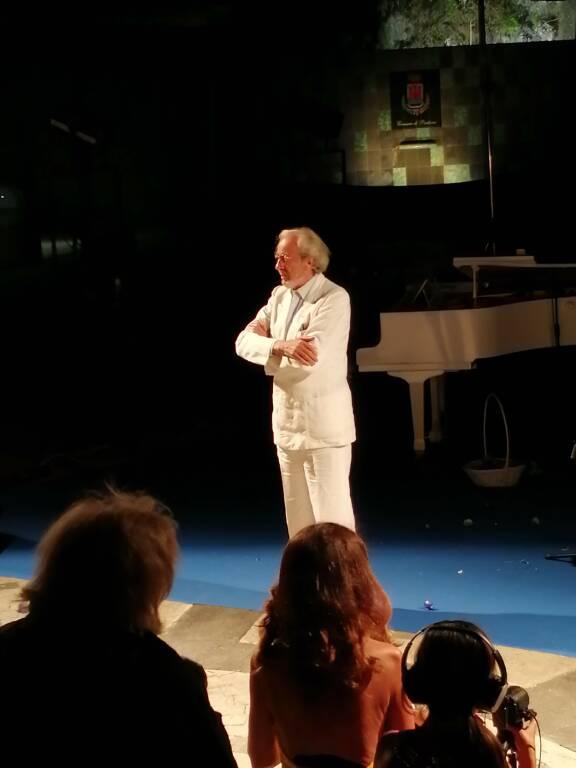 """Sorrento – A Mariano Rigillo il Premio alla carriera della """"Federico II"""""""