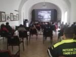 cetara alluvione, incontro con studenti