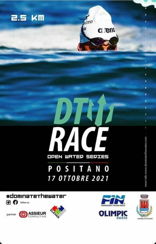 """""""Dominate The Water"""" a Positano domenica 17 ottobre"""