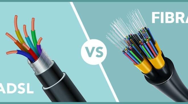 Fibra e ADSL, quale conviene scegliere e perché