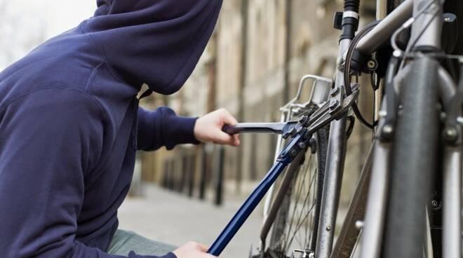 Furti di bicicletta