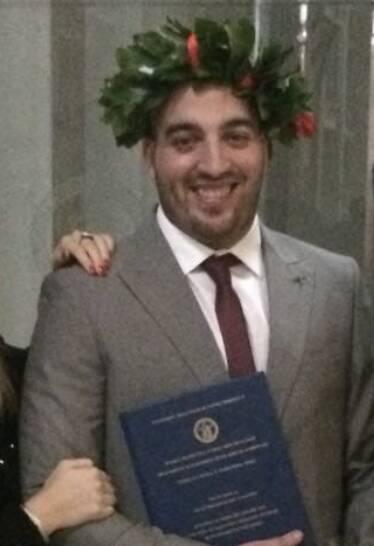 Giuseppe buonocore laurea amalfi