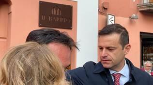 Gli auguri del sindaco di Sorrento al nuovo primo cittadino di Vico Equense