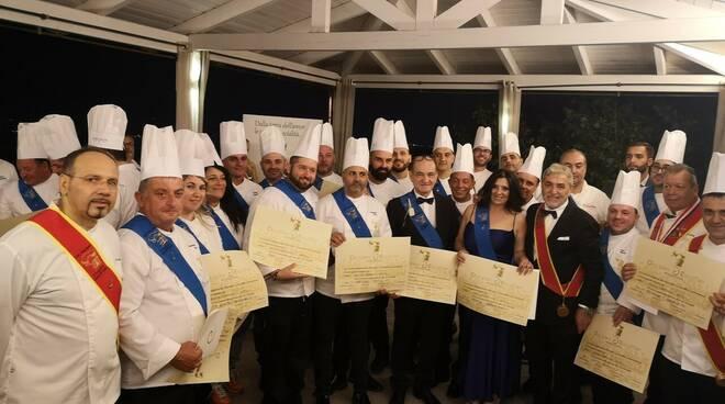 i nuovi Discepoli Escoffier per la categoria pizzaioli.