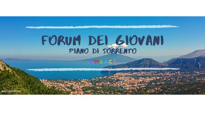 Il Forum dei Giovani di Piano di Sorrento si congratula con il nuovo sindaco Salvatore Cappiello