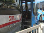 Interruzione del percorso degli autobus della Sita sull'autolinea Amalfi-Maiori-Tramonti-Nocera
