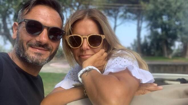 Ivan Propoli e Francesca Ussanto