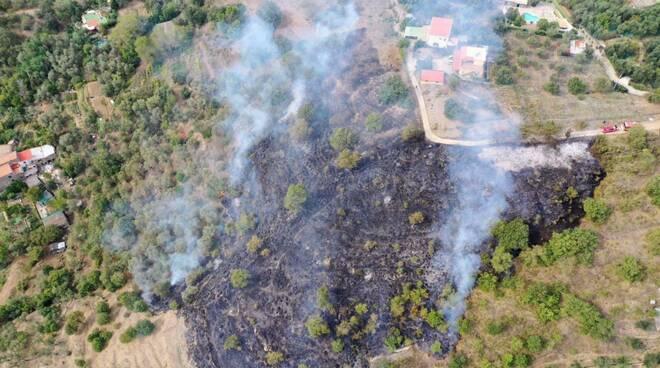 """L'Associazione """"Insieme per Massa Lubrense"""" interviene sull'annoso problema degli incendi"""