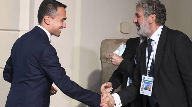 La delegazione del G20 al Museo Correale di Sorrento. Il Ministro Luigi Di Maio: «Un gioiello della cultura che tornerò a visitare privatamente»