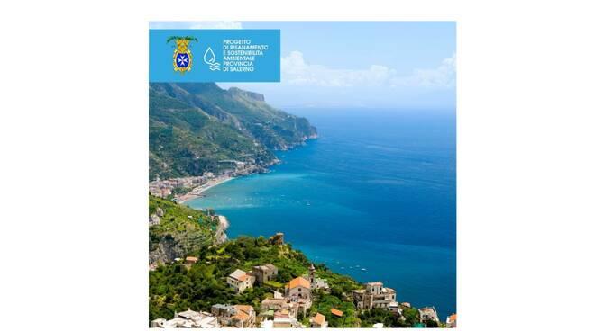 Maiori e Minori, via libera dalla Provincia di Salerno per la realizzazione dell'impianto di depurazione comprensoriale
