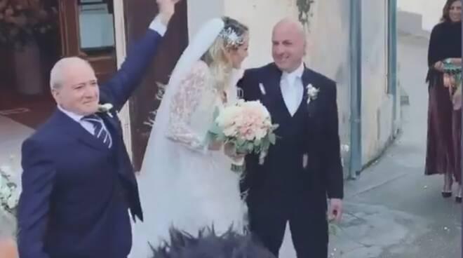 Matrimonio Nicola De Lucia Positano