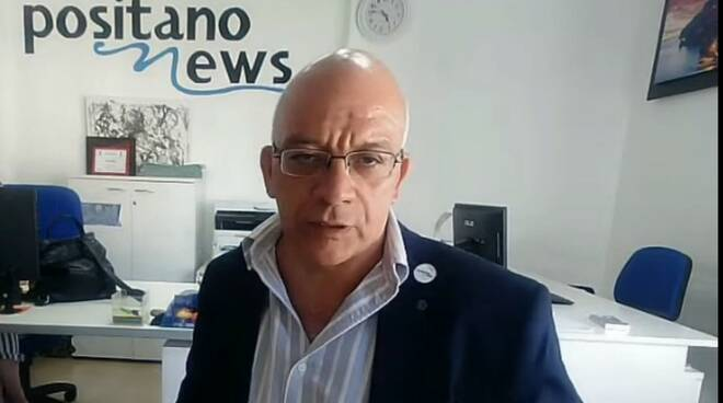 Michele Cinque direttore Positanonews