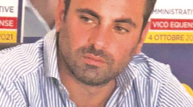 Neosindaco Peppe Aiello
