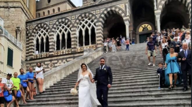 nozze Giovanni bottone e Valentina muro