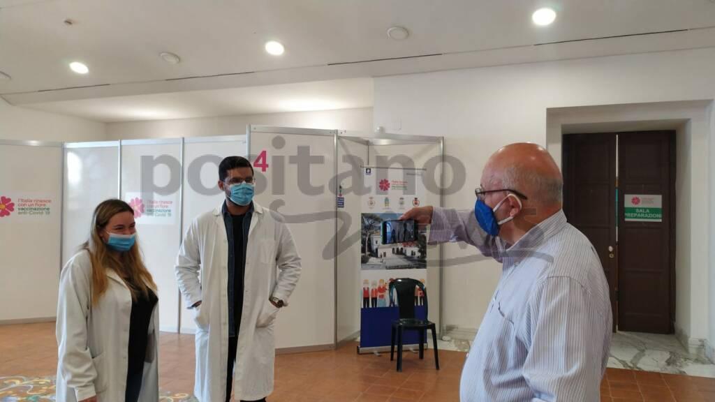 Piano di Sorrento, a Villa Fondi possibilità di accedere ai vaccini senza prenotazione