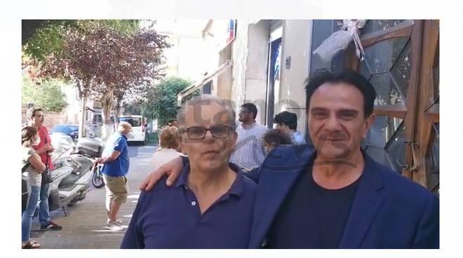Piano di Sorrento, Luigi Iaccarino ed Antonio Elefante insieme dopo 20 anni per festeggiare Salvatore Cappiello