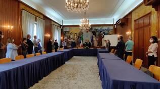 Piano di Sorrento proclamazione del sindaco Salvatore Cappiello e nuovo consiglio 2021