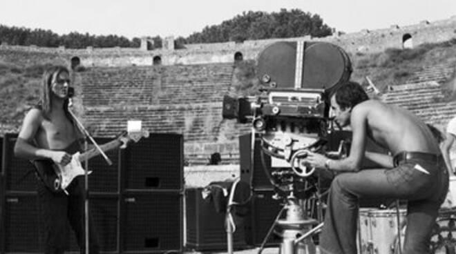 Pompei dopo 50 anni rivive il concerto cult dei Pink Floyd