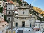 Positano,  festa della dedicazione della Parrocchia S. Maria Assunta