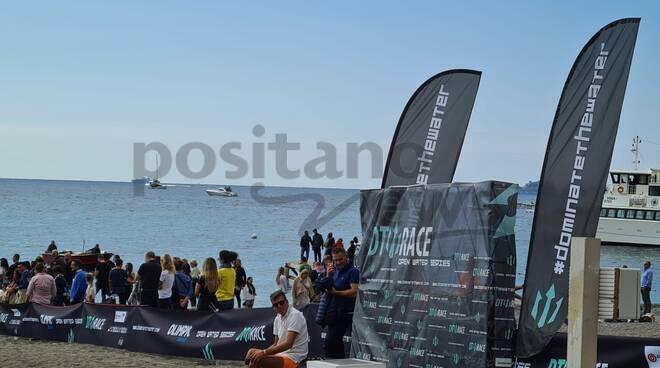 Positano: oggi la gara di nuoto per atleti agonisti e master tesserati FIN