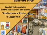 """""""Positano tra Storia e Leggenda"""": il MAR resterà aperto e organizzerà visite speciali"""