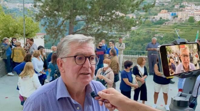 """Ravello. Il neo sindaco Paolo Vuilleumier: """"Subito al lavoro per restituire alla città serenità e partecipazione"""""""