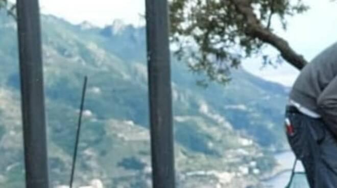 Ravello terreno olive in Via Boccaccio
