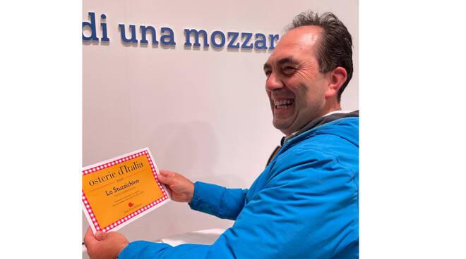 """Sant'Agata sui due Golfi, l'Osteria """"Lo Stuzzichino"""" premiata come Chiocciola Slow Food 2022"""