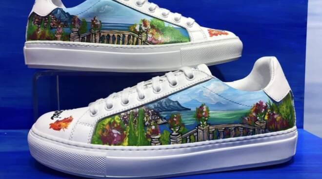scarpe sorrento tribute