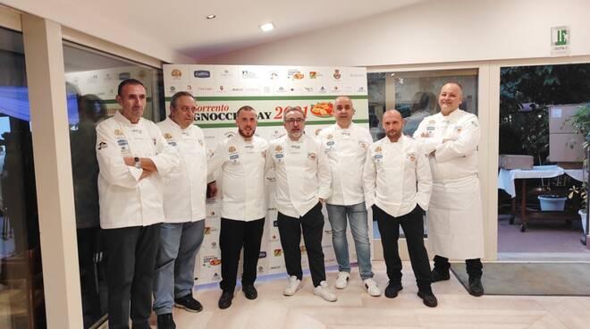 Sorrento chef Gnocchi day