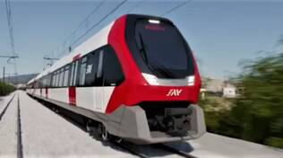 treno nuovo circumvesuviana