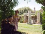 """Vico Equense, la masseria di Astapiana Villa Giusso set di alcune scene del film di Sorrentino """"E' stata la mano di Dio"""""""
